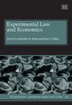 Experimental Law and Economics