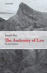 The Authority of Law: Essays on Law and Morality by Joseph Raz