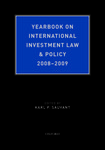 The Yearbook on International Investment Law & Policy 2008-2009